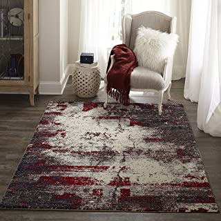Momeni Rugs Loft Collection, Contemporary Area Rug, 3'11