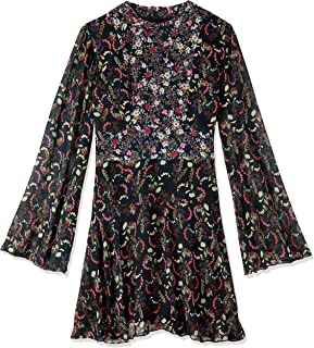 Cooper St Women's with A Kiss Flutter Sleeve Mini Dress
