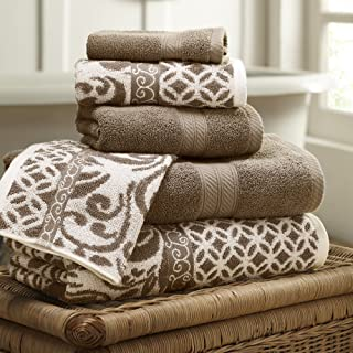 fancy bathroom towel sets