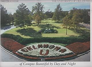 University of Oklahoma 2000 Calendar