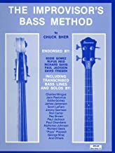 Improvisor's Bass Method (Bass Guitar) by Chuck Sher (1-Jan-1979) Plastic Comb
