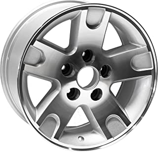 "Dorman 939-601 Aluminum Wheel (17x7.5""/5x135mm)"