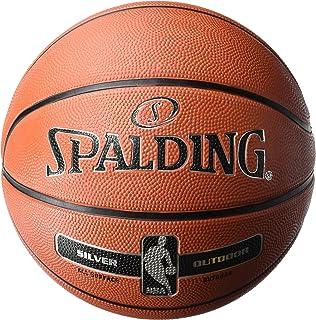 SPALDING NBA 银户外篮球