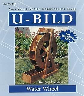 Best garden water wheel plans Reviews