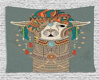 llama wall tapestry
