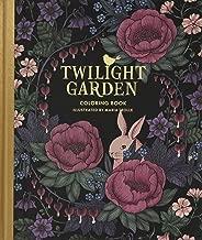 Twilight Garden Coloring Book