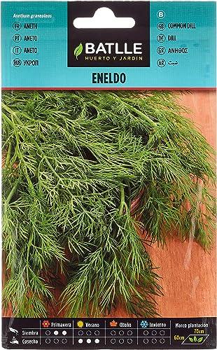 Semillas Aromáticas - Eneldo - Batlle