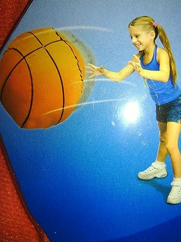 orden ahora disfrutar de gran descuento Inflatable 16-inch Fun Basketball by Play Right by by by Play Right  aquí tiene la última