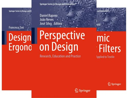 Springer Series in Design and Innovation (8 Book Series)