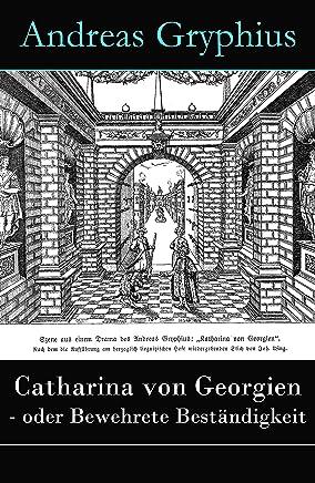Emblematik im Barock in Andreas Gryphius`  Catharina von Georgien (German Edition)