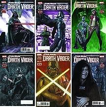 Star Wars Darth Vader Issue 1-6 Set - Bundle of Six (6) 2015 Marvel Comics!