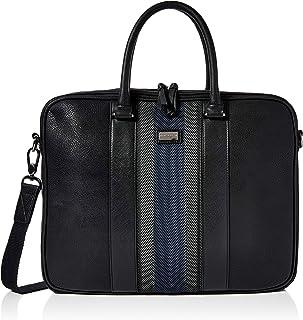 TED BAKER LONDON Men's Cherade Document Bag, One Size