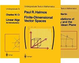 Undergraduate Texts in Mathematics (50 Book Series)