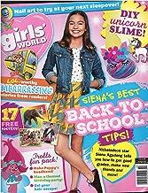Girls' World Magazine October 2018