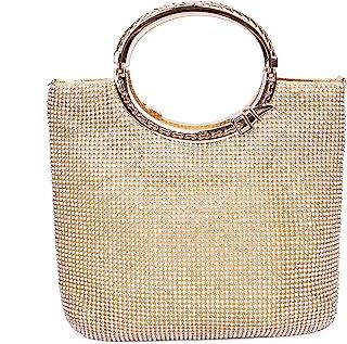 Amazon Es Dorado Carteras De Mano Y Clutches Bolsos Para Mujer Zapatos Y Complementos