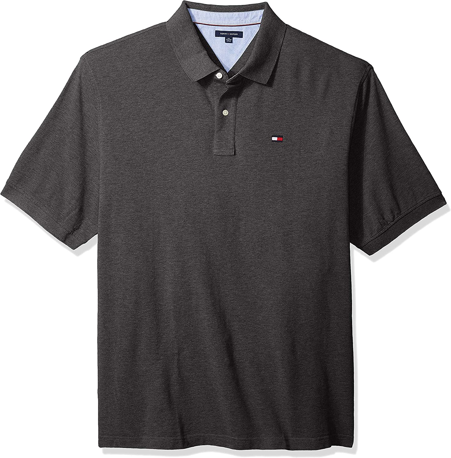 Tommy Hilfiger Max 71% OFF Men's Big Tall Short Sleeve Fit Polo Classic Choice in