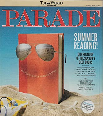 The 2011 Summer Reading Guide l John Grisham Interview - July 10, 2011 Parade