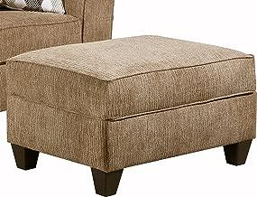 Simmons Upholstery Ottoman