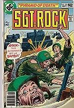 Sgt Rock 332 Sept