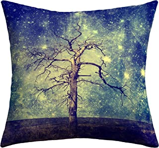 Deny Designs Belle13 As Old As Time Outdoor Throw Pillow, 16 x 16