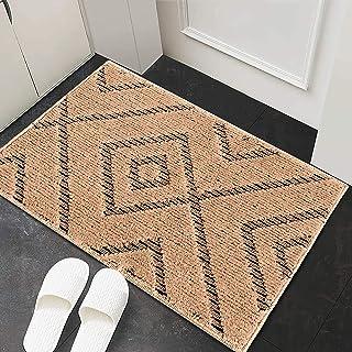 Door Mat - Welcome Mats for Front Door - Absorbent Door Mat Indoor Entrance - 30x18 Indoor Door Mat - Washable Doormat for...