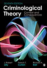 criminological theory context and consequences 7th edition