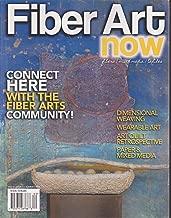 Fiber Art Now Magazine Summer 2016