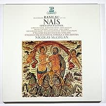 Jean-Philippe Rameau: Nais (Opera Pour La Paix) / English Bach Festival Singers, English Bach Festival Baroque Orchestra, Nicolas McGegan