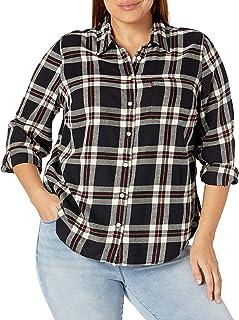 Levi's Women's Plus-Size Ultimate Boyfriend Shirt