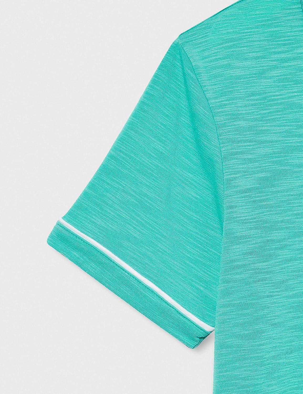 F.LLI Campagnolo Damen Slub Jersey Stretch-Poloshirt CMP