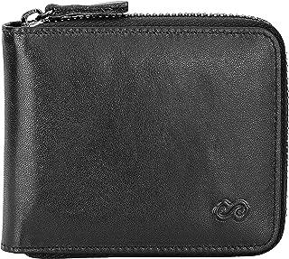 men's zip wallet