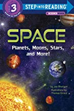 Space: Planets, Moons, Stars, and More! (Step into Reading) PDF