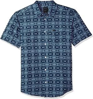 Men's Vision Short Sleeve Woven Shirt