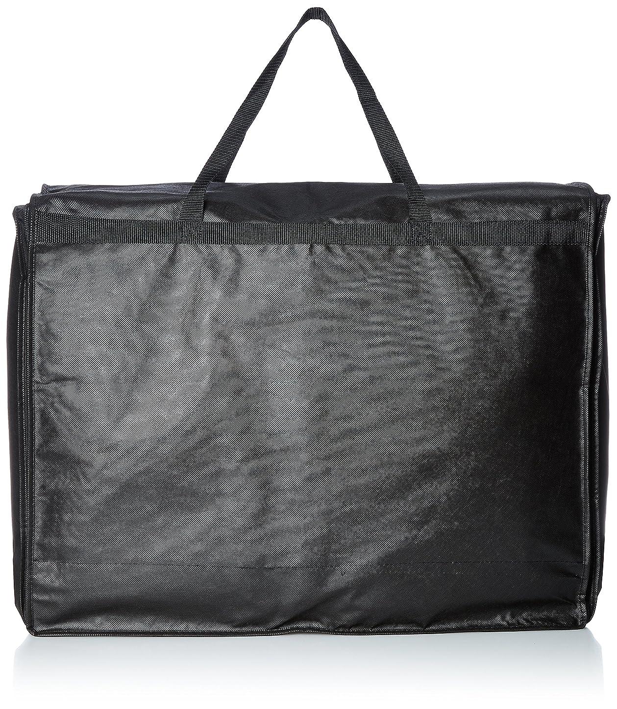 ブランククラッチリムドレスバッグ 黒 ブラック 不織布製 ウエディング ウェディング ブライダル パーティー ウェディングドレス カラードレス [B07]