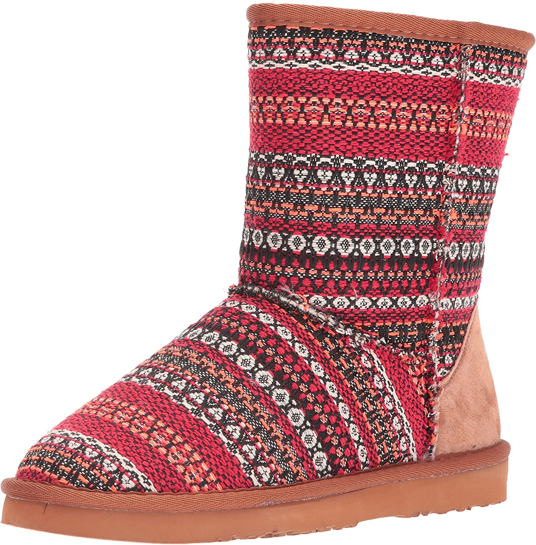 Lamo Women's Julep 10 Inch Chelsea Boot Chocolate