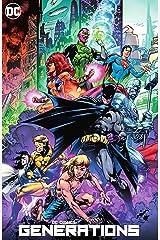 DC Comics: Generations (Generations Shattered (2021-)) Kindle Edition