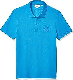 Lacoste Men's Short Sleeve Regular Fit Tonal Pique Polo Shirt