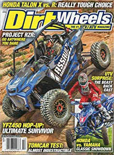 Dirt Wheels Magazine October 2019