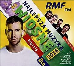 RMF FM Najlepsza muzyka na WiosnÄ 2016 [2CD]