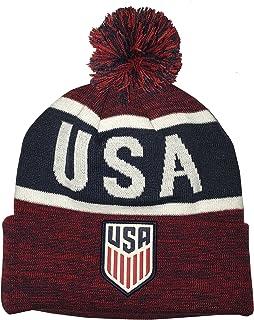 watch eff96 6e3f0 Icon Sports United States USA Soccer Soccer Beanie