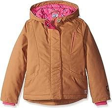Carhartt Big Girls' Quick Duck Mountain View Jacket
