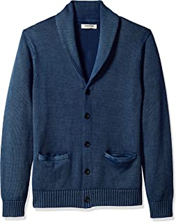 Amazon Brand - Goodthreads Men's Soft Cotton Shawl Cardigan Sweater