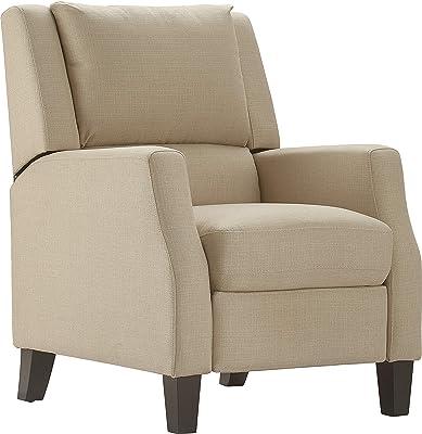 Amazon.com: Jummico - Silla reclinable de tela ajustable ...