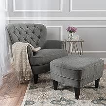 Best armchair ottoman set Reviews