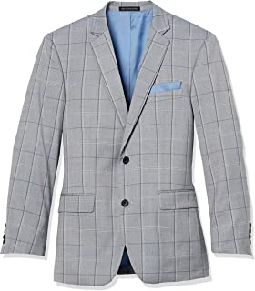 Perry Ellis Men's Slim Fit Blazer Business Suit Jacket