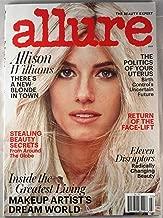 Allure Magazine (March, 2017) Allison Williams Cover