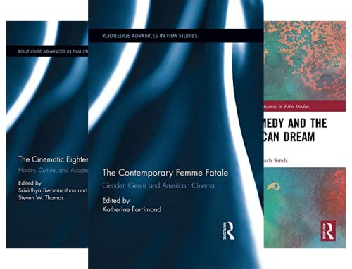 Routledge Advances in Film Studies (51-73) (23 Book Series)