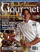 New Orleans Gourmet Magazine, 2004 Quarter 1