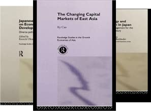 Routledge Studies in the Growth Economies of Asia (50 Book Series)