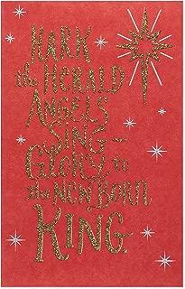 American Greetings Religious Christmas Card (Hark)